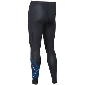 2XU ICE X Compression Tights Men black/lapis blue white